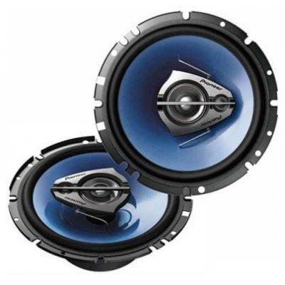 Колонки автомобильные Pioneer TS-1639R (TS-1639R)Колонки автомобильные Pioneer<br>трехполосная коаксиальная АС<br>типоразмер: 16 см (6 дюйм.)<br>номинальная мощность 50 Вт<br>максимальная мощность 300 Вт<br>чувствительность 92 дБ (Вт/м)<br>импеданс 4 Ом<br>диапазон частот 33 - 32000 Гц<br>