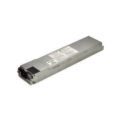 Блок питания SuperMicro 720W PWS-721P-1R (PWS-721P-1R)Блок питания сервера SuperMicro<br>Блок питания SuperMicro 721P-1R мощностью 720Вт.<br>