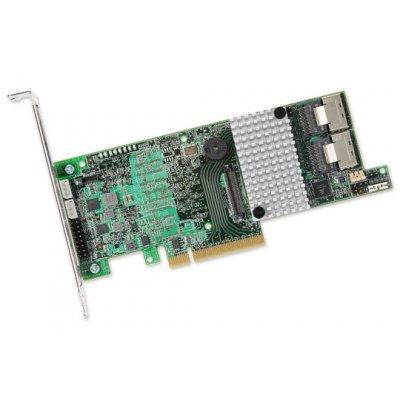 Контроллер LSI MegaRAID SAS 9271-8i Sgl (LSI00330) (LSI00330) 8 port sata sas 6gb raid controller card 512mb cache megaraid 9260 8i for server