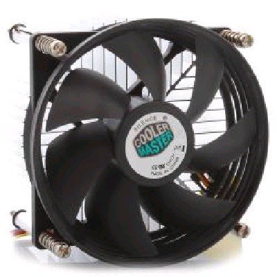 Кулер для процессора Cooler Master DP6-9GDSB-PL-GP (Intel LGA1155/1156) (DP6-9GDSB-PL-GP) cooler master dp6 9gdsb pl gp 2600об мин