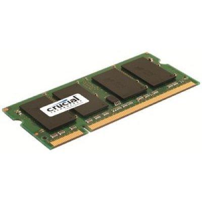 Модуль памяти 2Gb Crucial DDR2 pc-5300 667MHz SO-DIMM (CT25664AC667) (CT25664AC667)Модули оперативной памяти ПК Crucial<br><br>