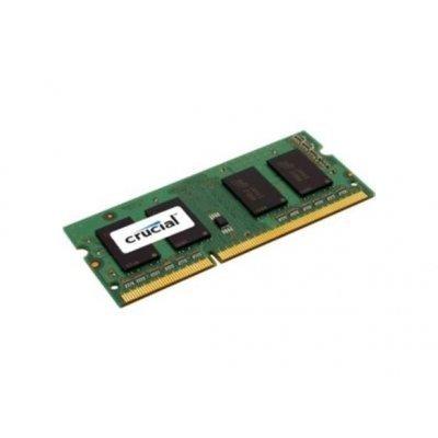 Модуль памяти 2Gb Crucial DDR3 pc-12800 1600MHz SO-DIMM (CT25664BF160B) (CT25664BF160B) недорго, оригинальная цена