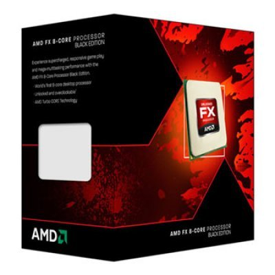 Процессор AMD FX-8320 (3,5GHz, AM3+) box (FD8320FRHKBOX)