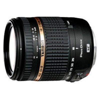 Объектив Tamron B008N 18-270мм для Nikon (B008N)Объективы для фотоаппарата Tamron <br>стандартный, Zoom, неполнокадровый, стабилизатор изображения, автофокус, ультразвуковой мотор, размеры (DxL): , вес: 450 г, крепление: Nikon F<br>