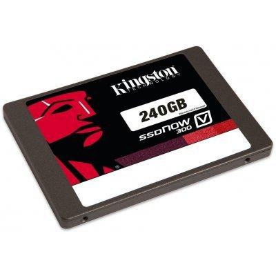 Накопитель SSD 240Gb 2.5 Kingston SV300S37A/240G (SV300S37A/240G)Накопители SSD Kingston<br>SATA-III SV300S37A/240G w450Mb/s<br>