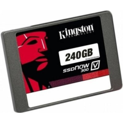 Накопитель SSD 240Gb Kingston SV300S3N7A/240G (SV300S3N7A/240G)Накопители SSD Kingston<br>2.5 SATA-III w450Mb/s<br>