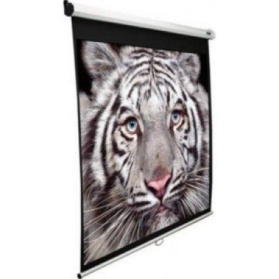 Экран Elite Screens M100NWV1 (M100NWV1)Проекционные экраны Elite Screens<br>100/4:3 152x203cm, настенный, ручной, MW, бел. корпус<br>