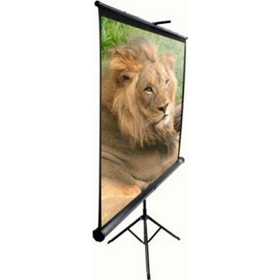 Экран Elite Screens T85UWS1 (T85UWS1)Проекционные экраны Elite Screens<br>85/1:1152x152cm, тринога (напольный), MW, черн. корпус<br>