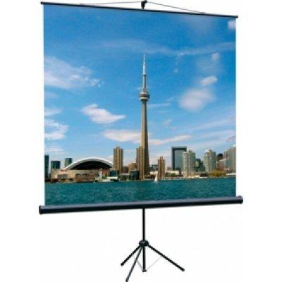 Экран Lumien 150x150 LEV-100101 (LEV-100101)Проекционные экраны Lumien <br>на штативе с возможностью настенного крепления<br>