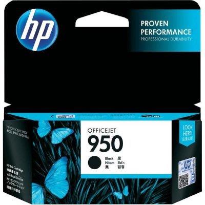 Картридж HP №950 (CN049AE) черный (CN049AE)Картриджи для струйных аппаратов HP<br>для Officejet Pro 8100/8600<br>