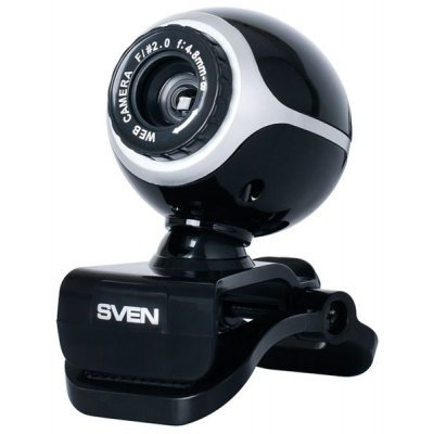 Веб-камера Sven IC-300 (SV-0602IC300) sven ic 350 веб камера