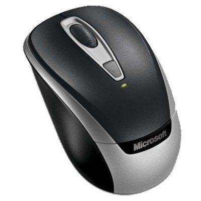Мышь Microsoft Mobile 3000v2 black/silver (2EF-00034) (2EF-00034)Мыши Microsoft<br><br>