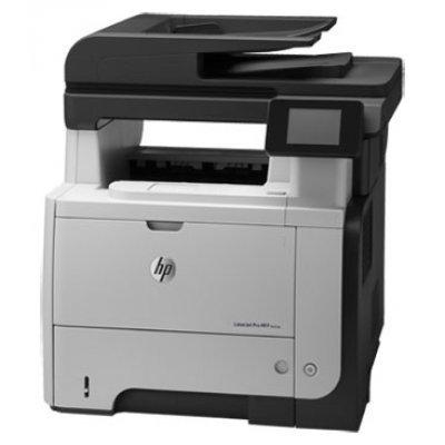 МФУ HP LaserJet Pro M521dw (A8P80A) (A8P80A), арт: 134174 -  Монохромные лазерные МФУ HP