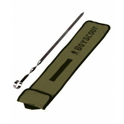 Набор шампуров Boyscout 61329 (BS61329)Наборы для пикника Boyscout<br>плоских 60см,6шт в чехле<br>