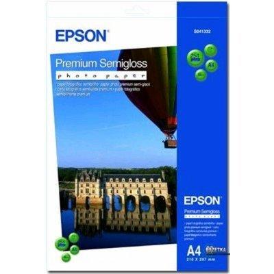 Бумага (C13S041332) Epson Photo Premium (C13S041332), арт: 13478 -  Бумага для принтера Epson