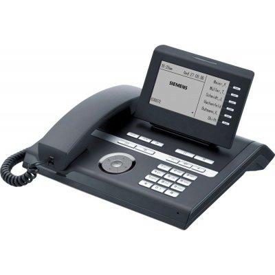IP телефон Siemens OpenStage 40 lava (L30250-F600-C164) (L30250-F600-C164) телефон проводной gigaset openstage 40 t lava black
