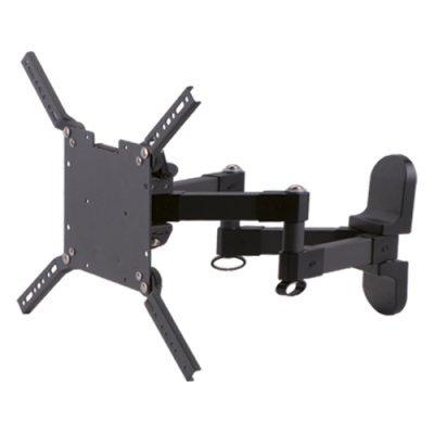 Кронштейн Kromax Pixis-M (PIXIS-M)Кронштейн для ТВ и панелей Kromax<br>для ТВ 26-55,настенный, 4 ст. наклон, до 35 кг, серый<br>