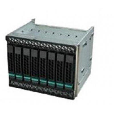 Корзина для жестких дисков Intel FUP8X25HSDKS (FUP8X25HSDKS 915819)Корзины для жестких дисков Intel<br>Hot-Swap Drive Cage Kit<br>