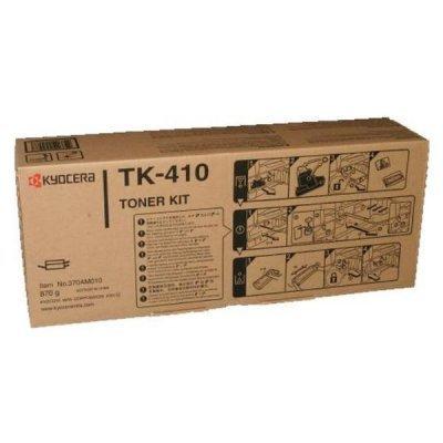 Тонер-картридж Kyocera TK-410 для KM-1620/1635/1650/2020/2035/2050 (370AM010)Тонер-картриджи для лазерных аппаратов Kyocera<br>15 000 стр.<br>