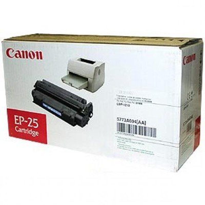Картридж Canon Canon EP-25 для LBP1210 (5773A004) high quality black laser toner powder for canon epw ep 72 ep 72 lbp 930 lbp 2460 lbp 950 lbp950 1kg bag printer