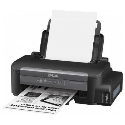 Принтер Epson M105 (C11CC85311)Струйные принтеры Epson<br>струйный,  монохромный, A4, 1440x720dpi, USB2.0, WiFi<br>