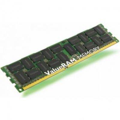 Модуль памяти 16Gb Kingston DDR3 ECC PC-10600 Reg (KVR13LR9D4/16) (KVR13LR9D4/16)Модули оперативной памяти ПК Kingston<br><br>