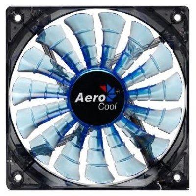 Система охлаждения Aerocool Shark Blue Edition (EN55420) (EN55420)