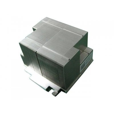 Система охлаждения Dell PE R620 Heat Sink for Additional 115W Processor (412-10165) (412-10165)