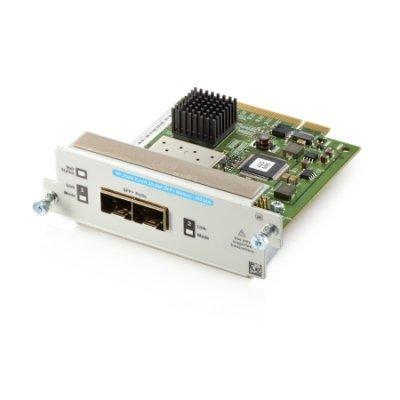 Модуль SFP HP 2920 2-Port, 10GbE, SFP+ (J9731A) (J9731A)Модули проводных сетей HP<br><br>