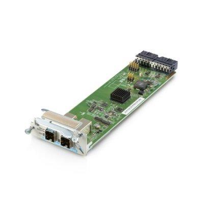 Модуль HP 2920 стековый, 2-портовый (J9733A) (J9733A)Модули проводных сетей HP<br>2-port Stacking Module<br>