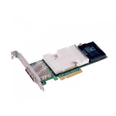 Контроллер Dell PERC H810 RAID SAS Low Profile (405-12170) (405-12170) контроллер dell perc h730 integrated raid sata 6gb s sas 12gb s pcie 3 0 x8 405 aaej