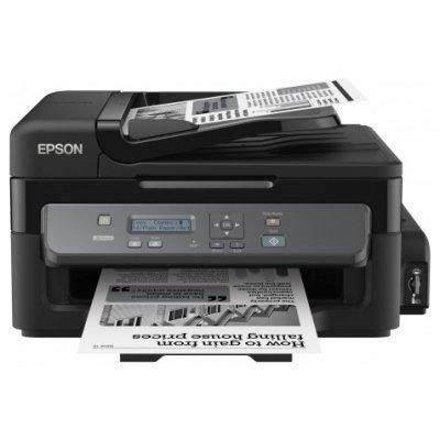 Струйный МФУ Epson M200 (C11CC83311) (C11CC83311) принтер струйный epson l805