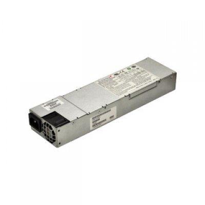 Блок питания SuperMicro PWS-601-1H (PWS-601-1H)Блок питания сервера SuperMicro<br>1U, 600W, multi output, high-efficiency<br>