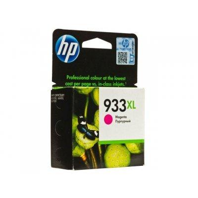 Картридж HP 933XL (CN055AE) пурпурный (CN055AE)Картриджи для струйных аппаратов HP<br>Пурпурный 933XL Officejet (825 страниц)<br>