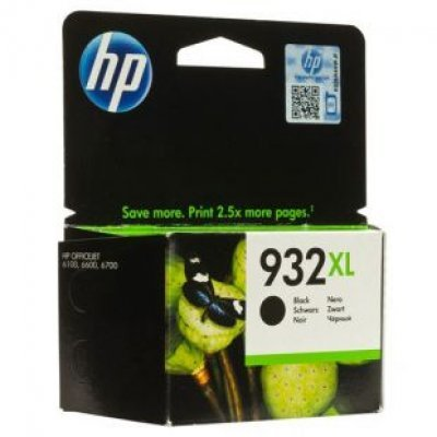Картридж HP 932XL (CN053AE) черный (CN053AE) картридж hp 932xl cn053ae black