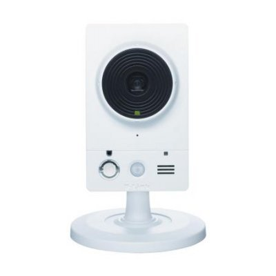 Камера видеонаблюдения D-Link DCS-2132L (DCS-2132L)Камеры видеонаблюдения D-Link<br>HD Wireless N Cube Network Camera with 802.11N Wireless<br>