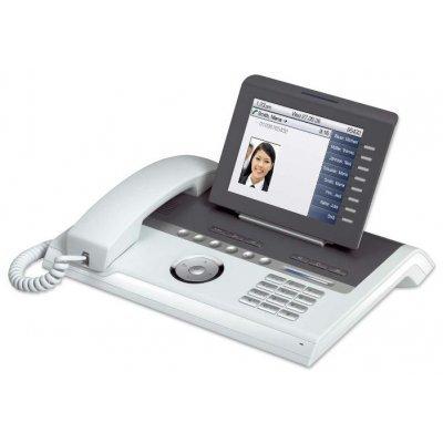 IP Телефон Siemens OpenStage 60 SIP Ice-blue (L30250-F600-C109) (L30250-F600-C109)VoIP-телефоны Siemens<br>VoIP-телефон<br>протоколы связи: SIP<br>громкая связь (Hands Free)<br>разъем для подключения гарнитуры<br>встроенный цветной LCD-дисплей<br>порты подключения: USB, WAN, LAN<br>