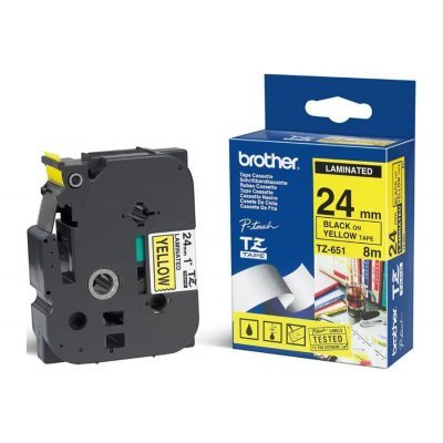 Пленка в кассете Brother TZE651 для PT-2700VP/2430PC/9700PC (TZE651) universal 2 5 2nd 9 5mm ssd hd sata hard disk drive hdd caddy adapter bay for cd dvd rom optical bay hot new