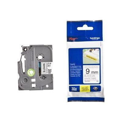 Пленка в кассете Brother TZES221 для PT-1010/1280/1280VP/2700VP/2430PC/9700PC (TZES221) пленка в кассете brother tze222 для pt 1010 1280 1280vp 2700vp 2430pc 9700pc tze222