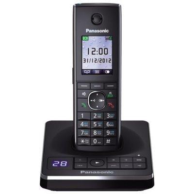 Радиотелефон Panasonic KX-TG8561 черный (KX TG 8561 RUB)