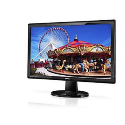 Монитор 24 Benq GL2450HE (9H.L7CLA.FBE)Мониторы BenQ<br>Glossy-Black TN LED 2ms 16:9 DVI HDMI M/M 12M:1 250cd<br>