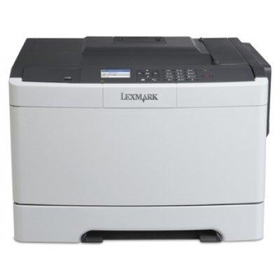 Лазерный принтер Lexmark CS410dn (28D0070)Цветные лазерные принтеры Lexmark<br>Цветной<br>