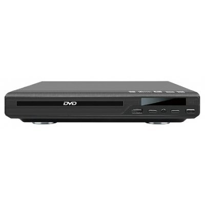 DVD плеер Rolsen RDV-2009 черный (1-RLDB-RDV-2009)DVD плееры Rolsen<br><br>