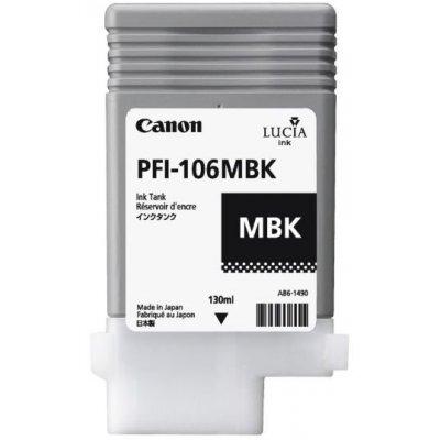 Картридж Canon PFI-106MBK Matte Black (6620B001) (6620B001) цены онлайн