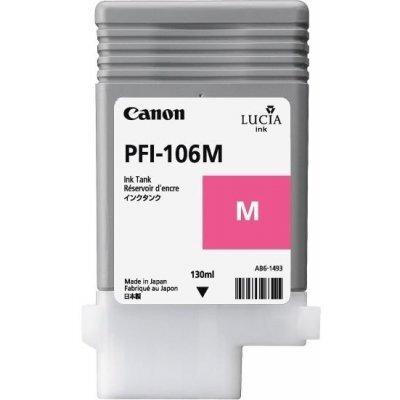 Картридж Canon PFI-106M Magenta (6623B001) (6623B001)Картриджи для струйных аппаратов Canon<br><br>