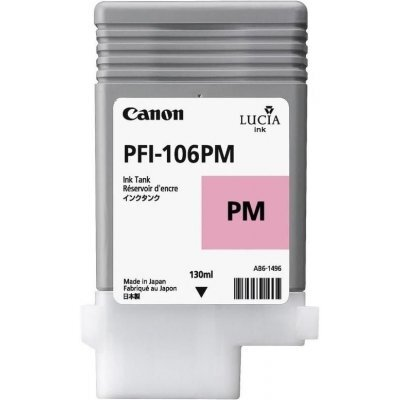 Картридж Canon PFI-106PM Photo Magenta (6626B001) (6626B001) 5500k led white light 180 degrees rotating clip on usb light lamp w switch silver