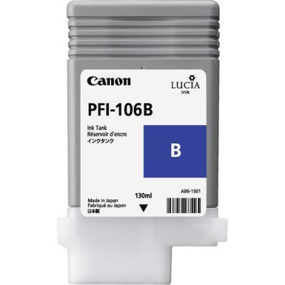 Картридж Canon PFI-106B Blue (6629B001) (6629B001)Картриджи для струйных аппаратов Canon<br><br>