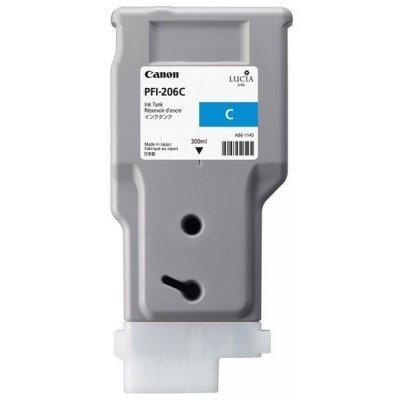 Картридж Canon PFI-206 C (5304B001) (5304B001)Картриджи для струйных аппаратов Canon<br><br>