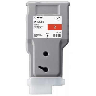 Картридж Canon PFI-206 R (5309B001) (5309B001)Картриджи для струйных аппаратов Canon<br><br>