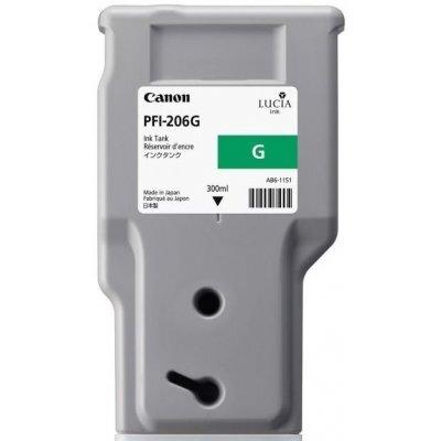 Картридж Canon PFI-206 G (5310B001) (5310B001)Картриджи для струйных аппаратов Canon<br><br>